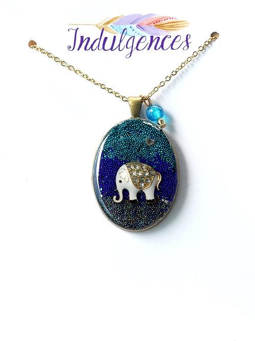 Elephant in beads NKCC