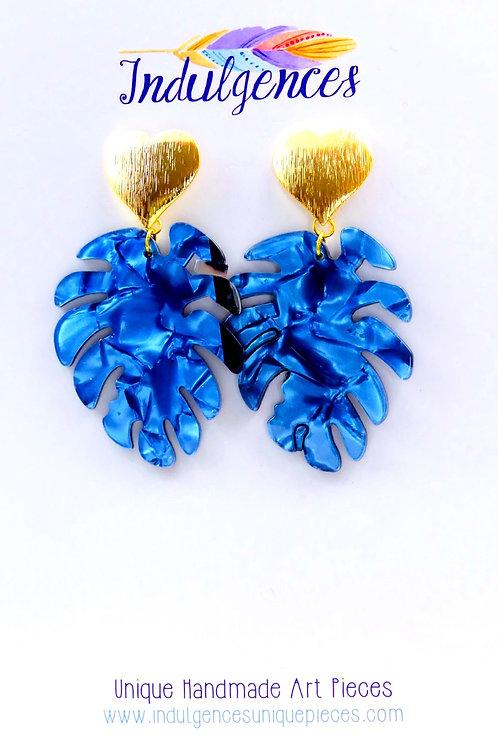 Blue Leaf Resin EAAA