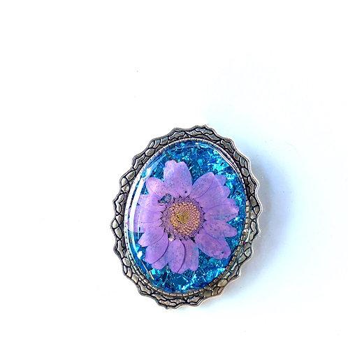 Purple flower BCAF