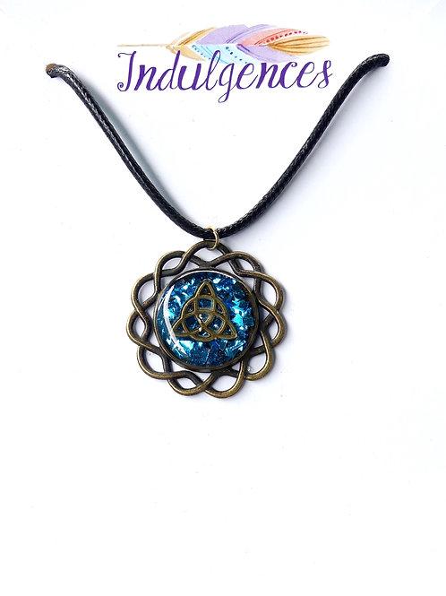 Celta symbol in blue NKCP