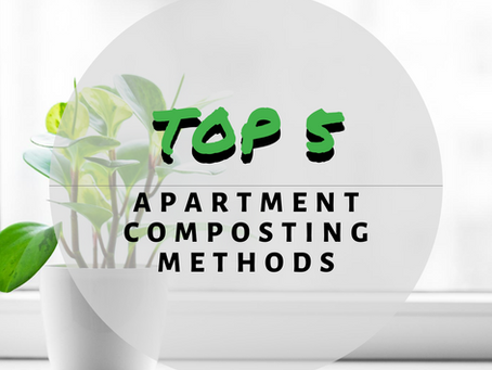 The Top 5 Apartment Composting Methods