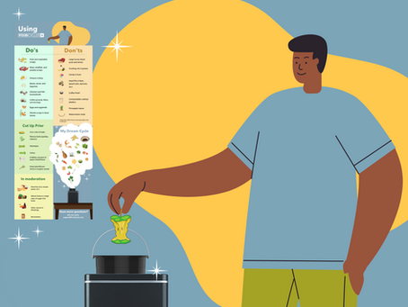 The FoodCycler Do's & Don'ts: An Infographic Guide