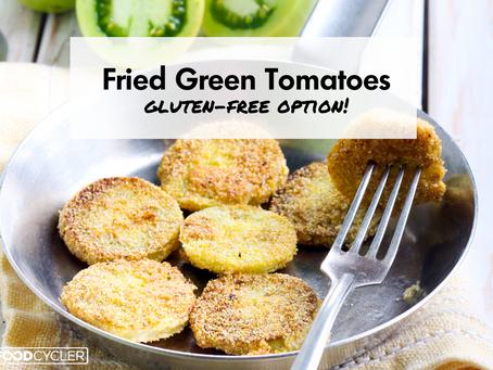Fried Green Tomatoes [GF Option!]