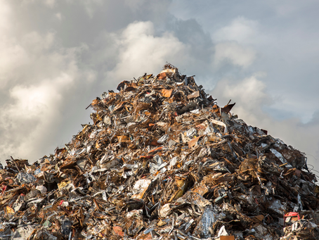 Trash Trouble: Our Landfills Are Rapidly Reaching Capacity