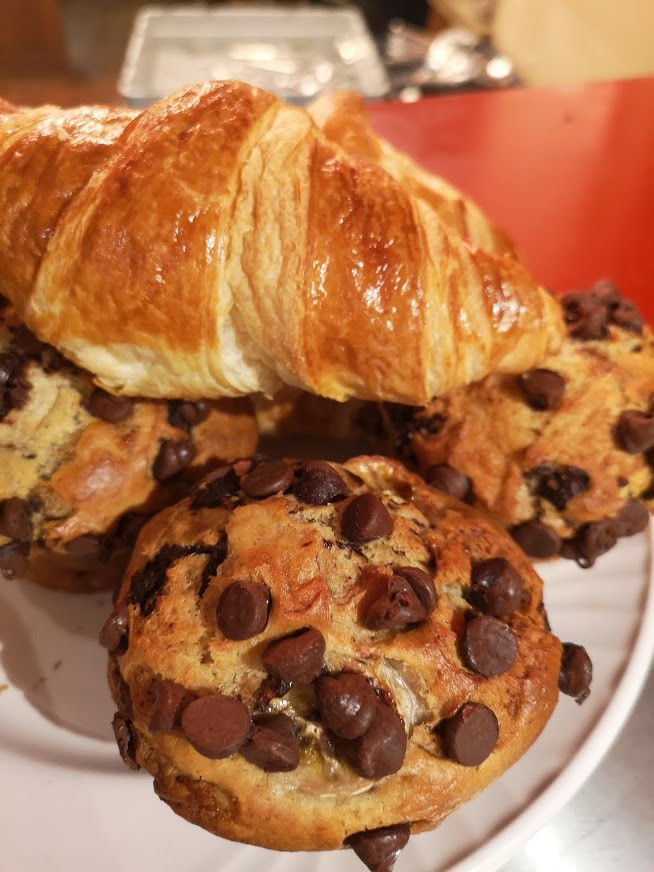 Rosie made muffins!