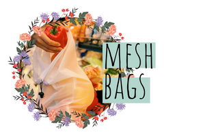 Food Cycler, ethical living, eco-conscious, zero-waste, sustainable living, supporting local, mesh bags