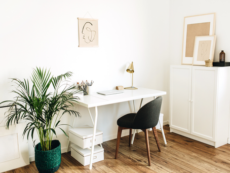 Create A Zen Home Office Space: Just Add Nature!