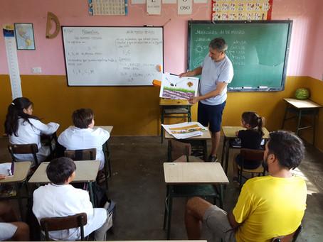 Proyectos compartidos: Escuela Rural N° 198