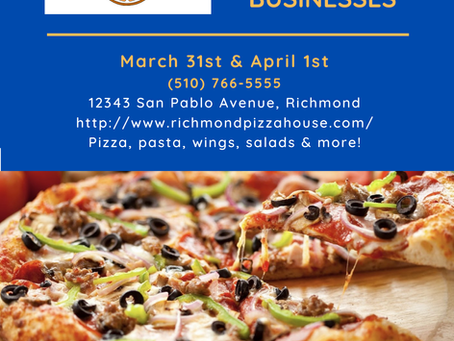 Eat Pizza, Support the School!