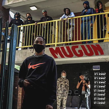 "Mugun Returns With A Gritty New Track Entitled ""If I Kweff."""