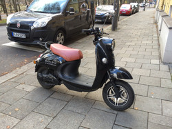 UNU scooter