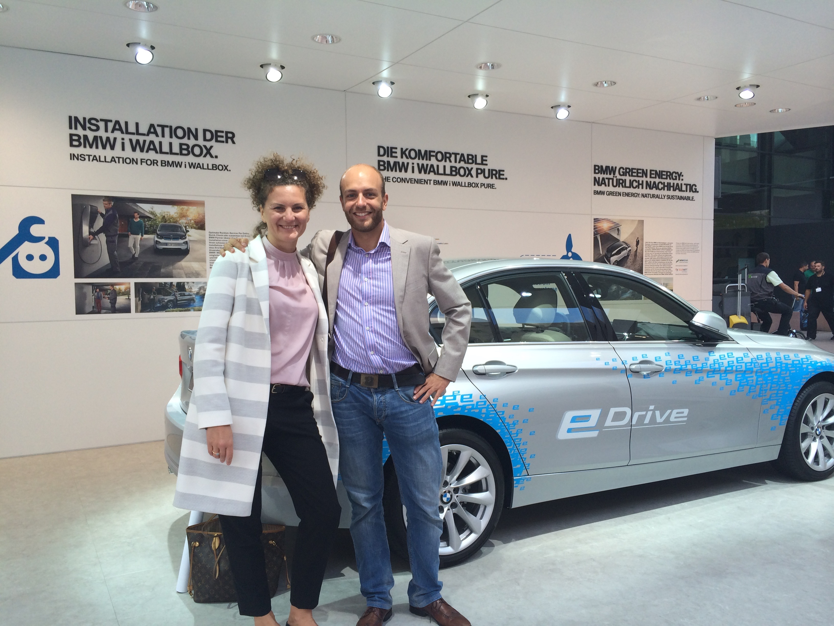 IAA 2015 - eDrive reunion