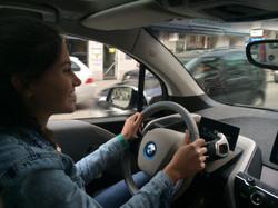 Test-drive in Munich