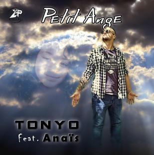 Tonyo Petit ange jaquette.jpg