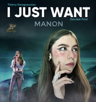 Manon - Pochette - I Just Want.jpg