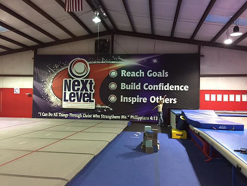 3x6  Banner Full Color Digitally Printed