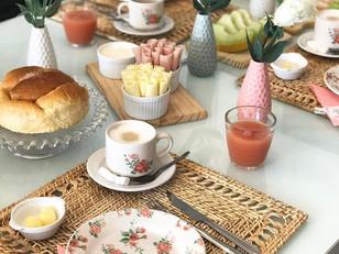 MUDANDO: Mesas de jantar