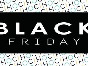 IN-DICA: BLACK FRIDAY!