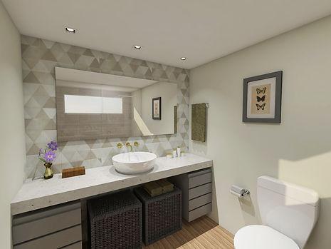 Composição banheiro