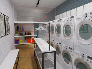 SEU ESPAÇO TRABALHANDO PARA VOCÊ - A reforma da lavanderia do Seu João