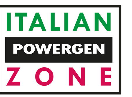Italian Pavilion REBRANDING for the new Power-Gen Europe 2019