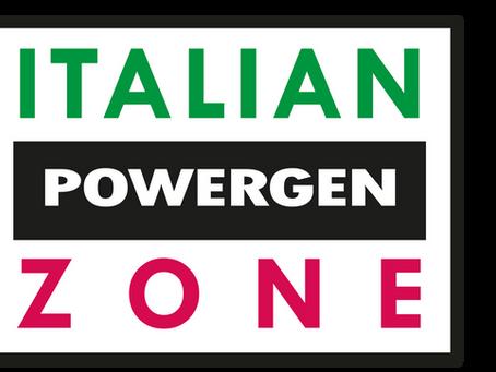 Italian Pavilion REBRANDING for the new Power-Gen Europe 2019
