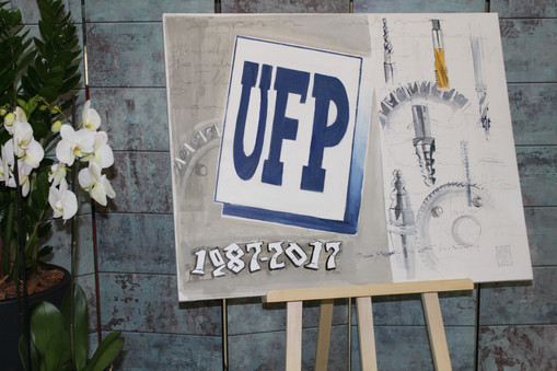 UFP PAINT Signed by Ivano Berlendis
