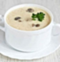 SilverLine processing system handles the gentle cooking process needed for cream of mushroom soup