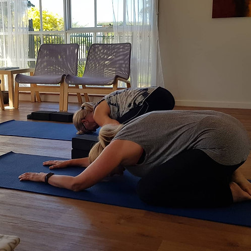 Rest and Restore Yoga Retreat Gift Voucher - twin share room