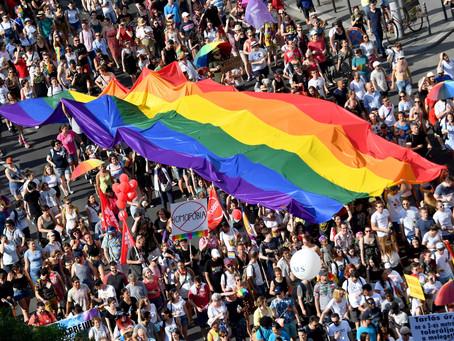 Precautionary contradictions for contemporary LGBTQ+ culture