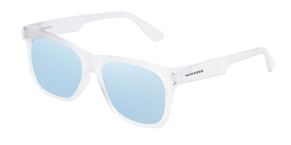 Hawker sunglass #model 9000 white
