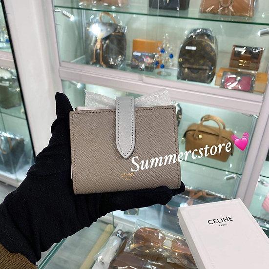 Celine Small Strap Wallet