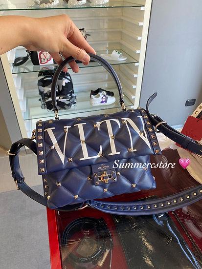 Valentino medium stud bag