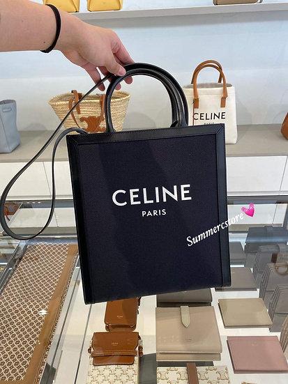 Celine Small Tote Bag