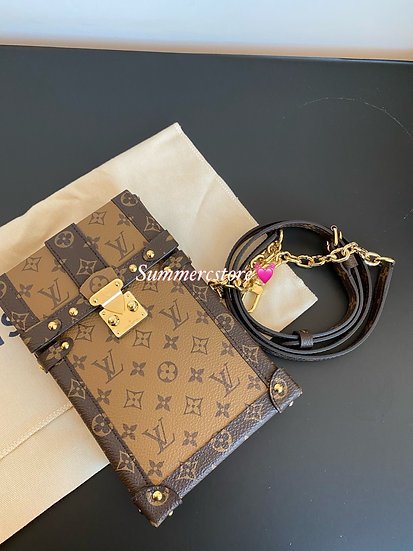Louis Vuitton phone bag