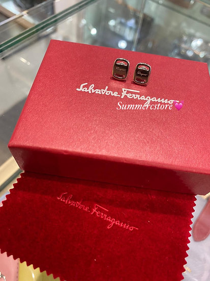 Ferragamo Earrings 銀色