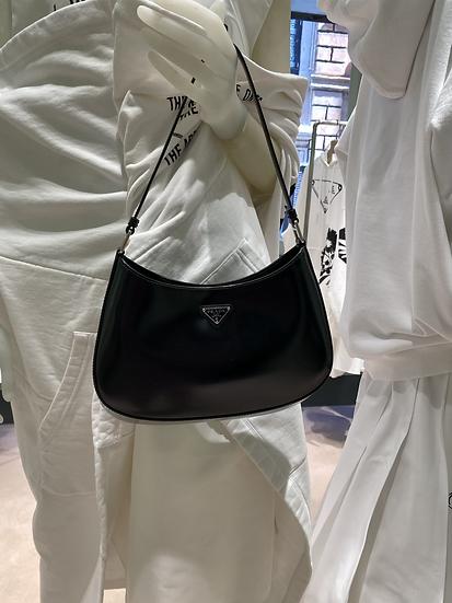 Prada cleo bag in black