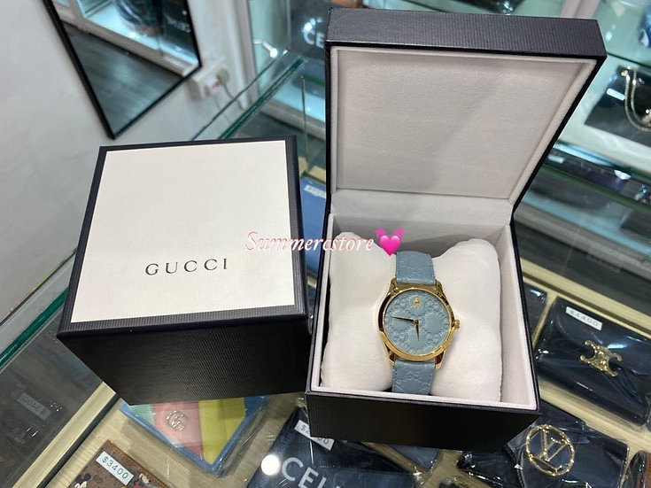 Gucci Watch - 3 colors