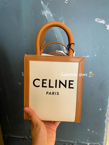 Celine mini tote bag