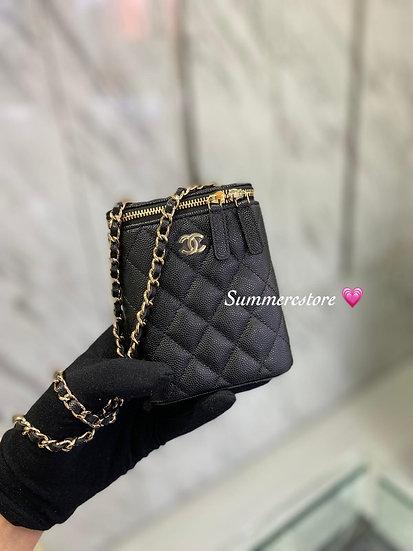 Chanel 煙盒袋