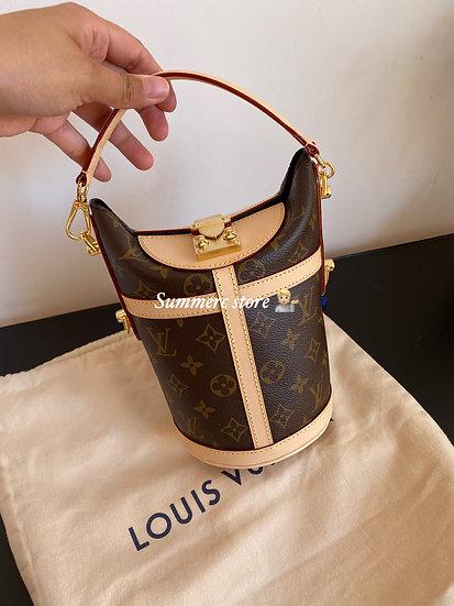 Louis  Vuitton duffle 薯條袋