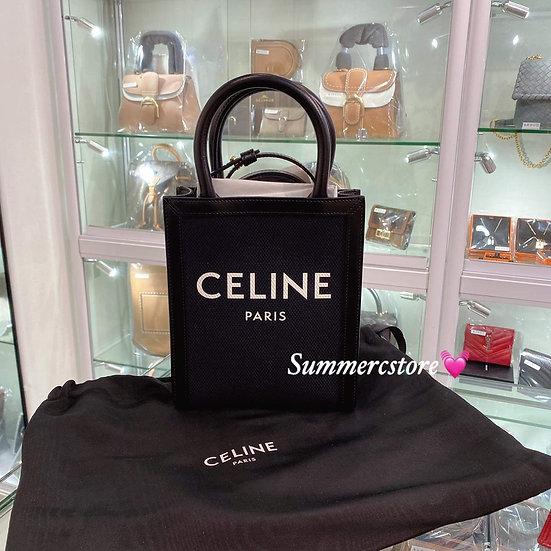Celine Mini Tote 黑色