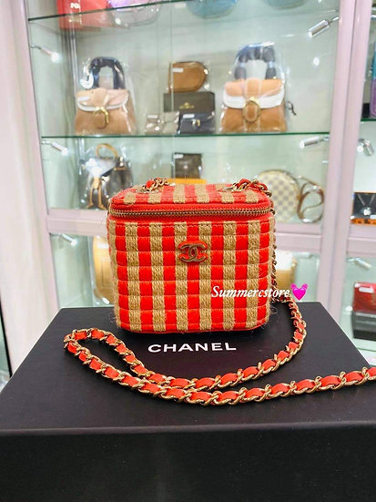 Chanel 藤款小盒子