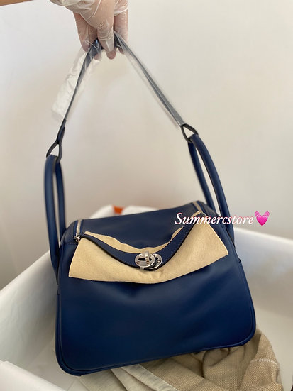 Hermes Lindy 26 swift leather