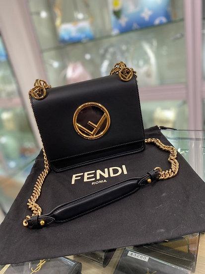 Fendi small leather bag
