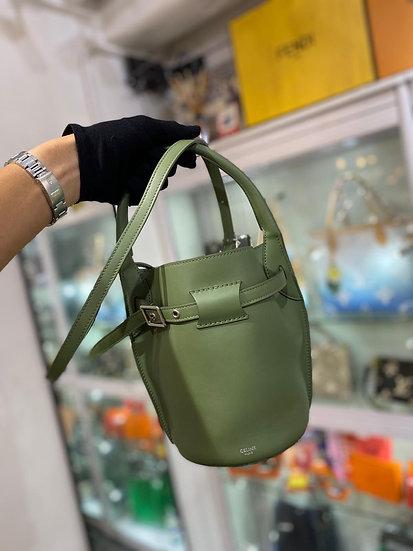 Celine nano bucket bag