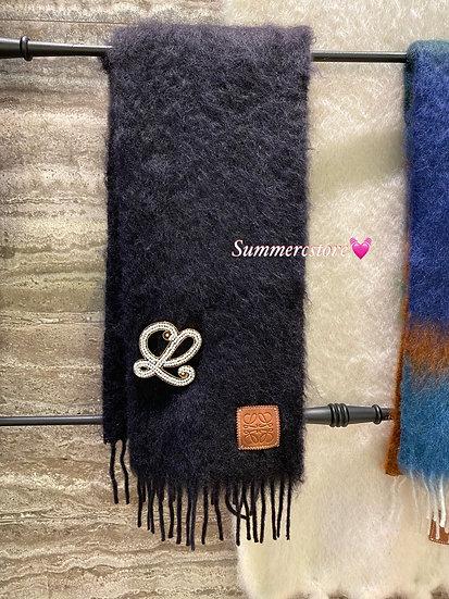Loewe mohair x wool