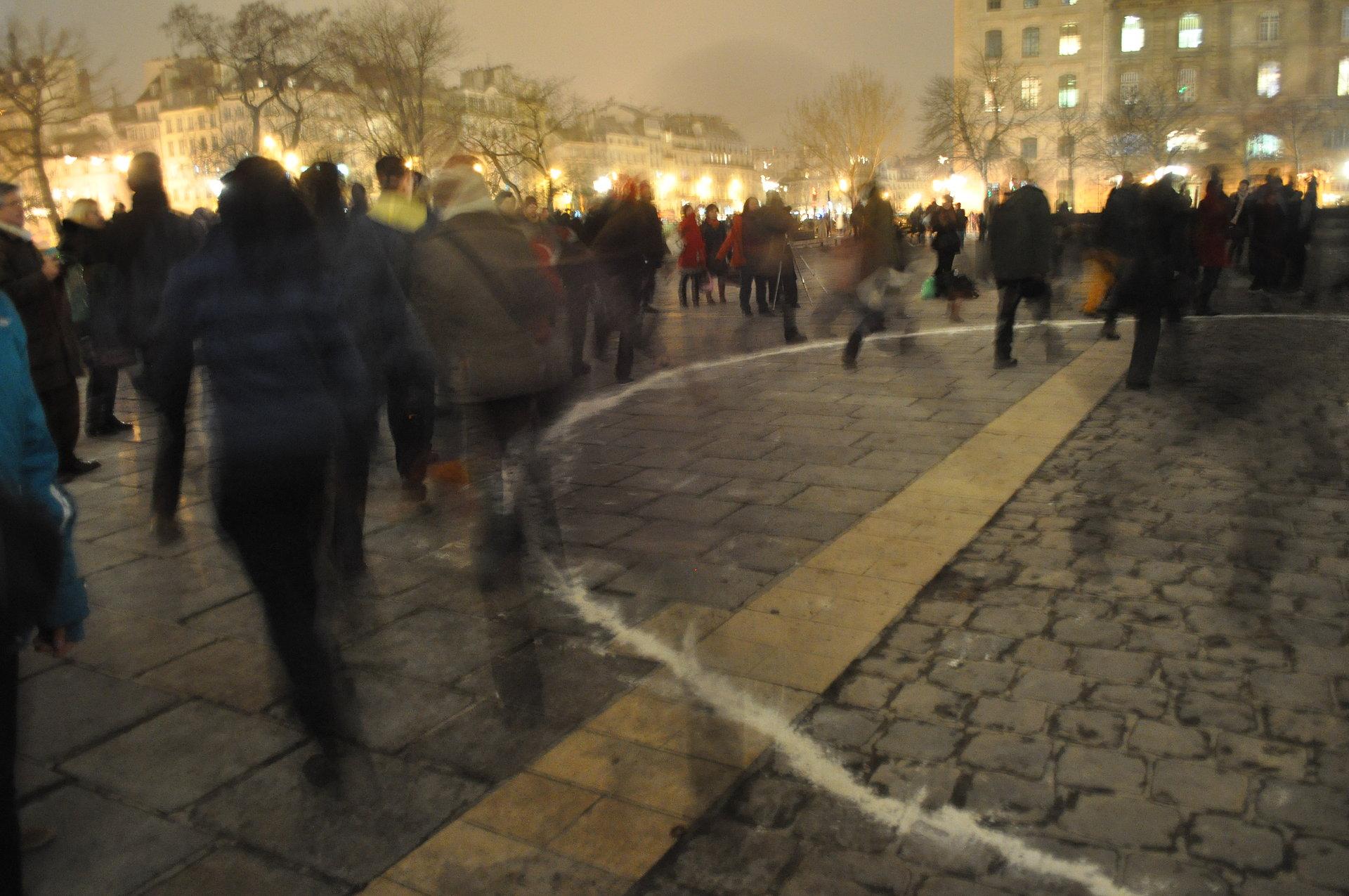 Point Zero, (Circle, Alluna), 2010