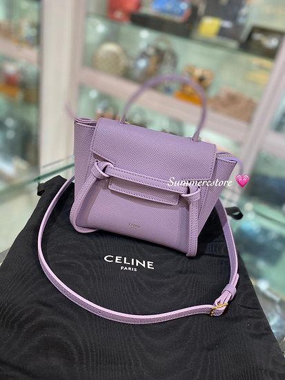 Celine pico belt bag 新色