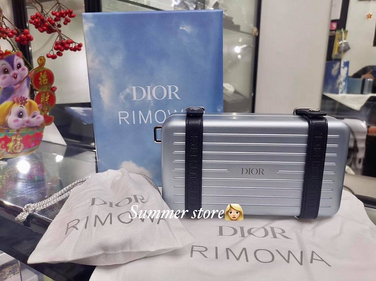 Dior x Rimowa 行李包 斜咩袋